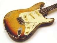 Fender Stratocaster 1962 Sunburst
