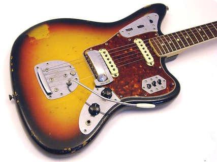 Fender Jaguar 1966 Sunbrust