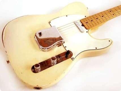 Fender Telecaster 1969 Olympic White
