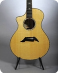 Breedlove Master Class Series Pacific Lefthand 2008 Natural