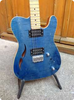 Hans Guitars Blues Bird   Made To Order