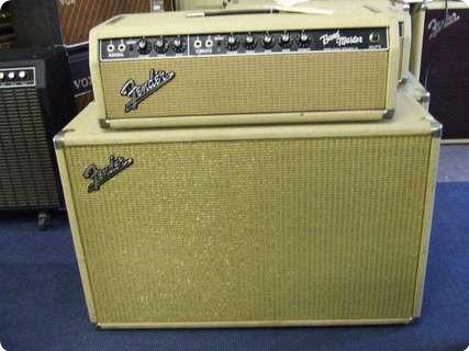 Fender BandMaster 1963 Blonde Amp For Sale Old Hat Guitars