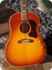 Gibson J 160E 1966 Ice Tea Sunburst