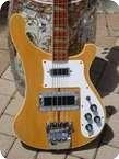 Rickenbacker 4001 Bass 1981 Mapleglo