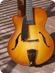 Nickerson Virtuoso Lefty 2000 Violin Sunburst