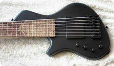AC Guitars Recurve S Type 7 Black