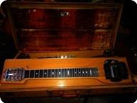 Fender Model 400 Pedal Steel 5 pedal 8 string Version 1958 Blond