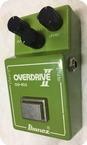 Ibanez Ibanez OVERDRIVE II OD 855 OD855 1979 Green