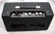 Fender Reverb Unit 1966 Black Face