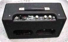 Fender Reverb Unit 1966 Black Face