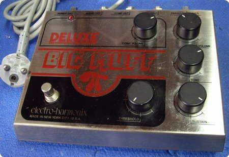 Electro Harmonix Big Muff Deluxe Distorter/compressor 1979