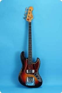 Fender Jazz Bass 1961 Sunburst