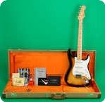 Fender Stratocaster 2012 Sunburst