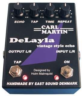 Carl Martin Delayla
