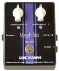 Carl Martin Match Box