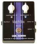 Carl Martin Match Box