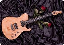 Schloff Guitars T Paul Natural