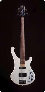 Schloff Guitars Rocktyfier 5 String Vintage White