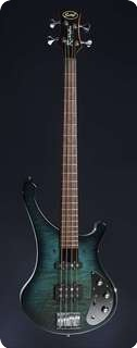 Schloff Guitars Rocktyfier 4 String Atlantis Sunburst