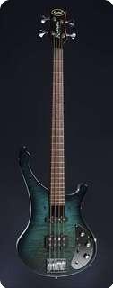 Schloff Guitars Rocktyfier 4 String Atlantis Sunburst
