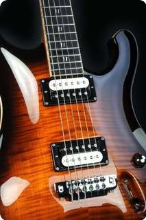Schloff Guitars Incas 59 Dt Dark Brown Sunburst