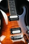Schloff Guitars Incas 59 DT Dark Brown Sunburst