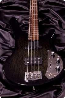 Schloff Guitars Rocktyfier 4 String Black Shadow