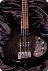 Schloff Guitars Rocktyfier 4 string Black Shadow