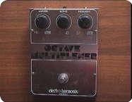 Electro Harmonix Octave Multiplexer 1978 Metal Box