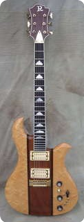 Bc Rich  B.c. Rick Eagle Supreme Hand Made 1983
