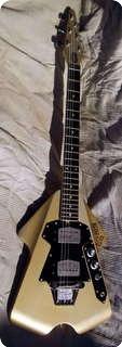 Burns Flyte 1974 Gold