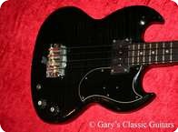 Gibson EB O 1967 Black