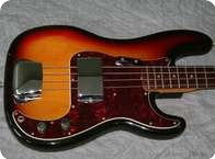 Fender Precision Bass 1975 Sunburst