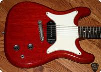 Epiphone Coronet 1961 Cherry Red