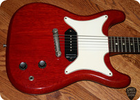 Epiphone Coronet 1961 Cherry Red