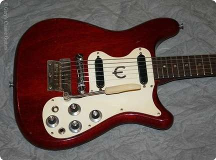 Epiphone Olympic  (epe0017)  1965 Cherry Red