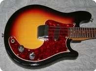 Fender Mandocaster FEE0653 1966 Sunburst