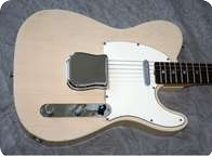 Fender Telecaster 1966 See Thru Blonde