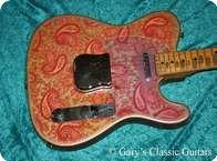 Fender Telecaster FEE0524E 1968 Paisley