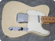 Fender Telecaster 1970 See Thru Blonde