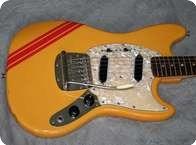 Fender Mustang 1971 Orange