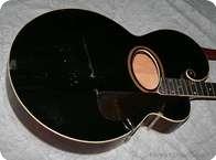Gibson Harp Guitar Style U GIA0086 1917 Black