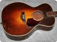 Gibson TG 1 Tenor GIA0164 Vintage Sunburst