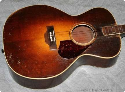Gibson Tg 1 Tenor #gia0164 Vintage Sunburst