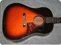 Gibson J 35 GIA0385 1938 Tobacco Sunburst