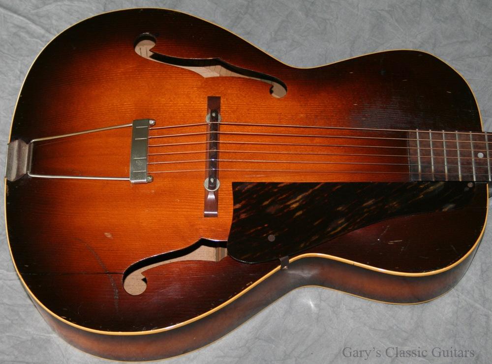 Vintage Gibson L