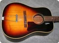 Gibson B 45 12 1967 Tobacco Sunburst