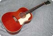 Gibson B 25 1968 Cherry Red