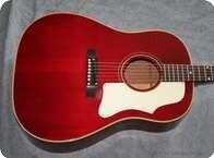 Gibson J 45 GIA0507 1968 Cherry Red