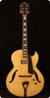 Reitz Guitars Archtop   Made To Order